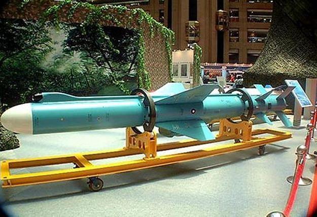 Tên lửa hành trình Hùng Phong-2E Đài Loan. Ảnh: Army Recognition