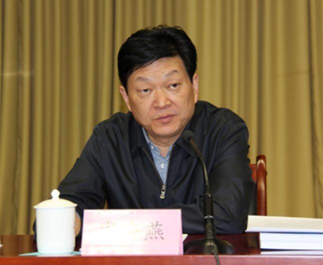 Ngu Hải Yến, nguyên Phó Chủ tịch tỉnh Cam Túc, Trung Quốc. Ảnh: People.