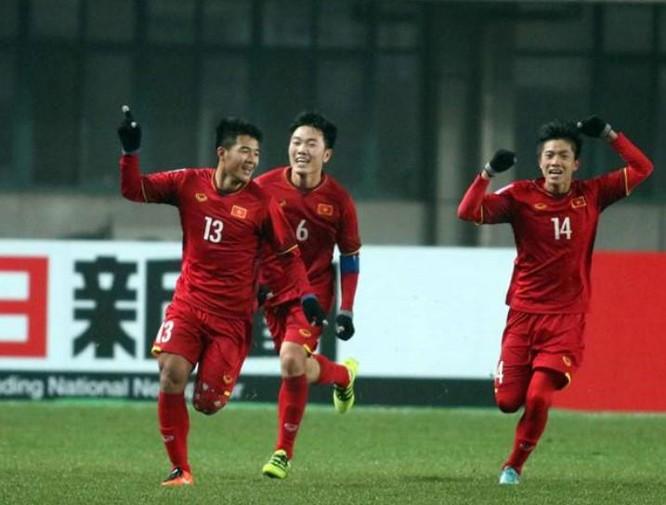 Việt Nam coi trọng đào tạo bóng đá trẻ. Ảnh: Sohu.