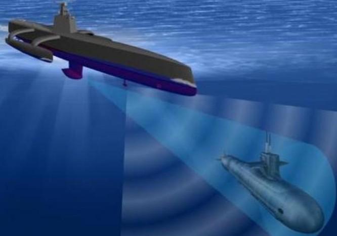 Cuộc chiến dưới lòng biển khơi sẽ ngày càng gay gắt hơn. Ảnh: Huanqiu.