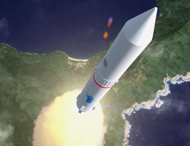 Tên lửa đẩy Epsilon do Nhật Bản tự phát triển. Ảnh: SpaceFlight Insider