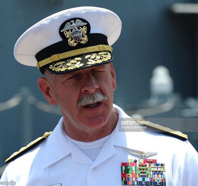 Đô đóc Scott Swift không được thăng chức làm Tư lệnh Bộ Tư lệnh Thái Bình Dương. Ảnh: Getty Images.