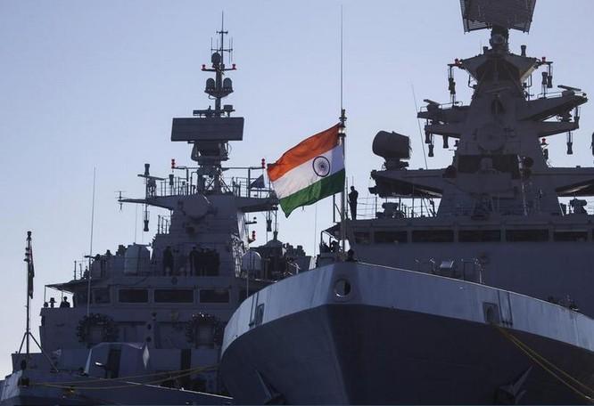 Thông qua cuộc tập trận Milan, hải quân Ấn Độ có lý do để tăng cường triển khai ở quần đảo Andaman - Nicobar, kiểm soát chặt chẽ hơn eo biển Malacca. Ảnh: Sohu.