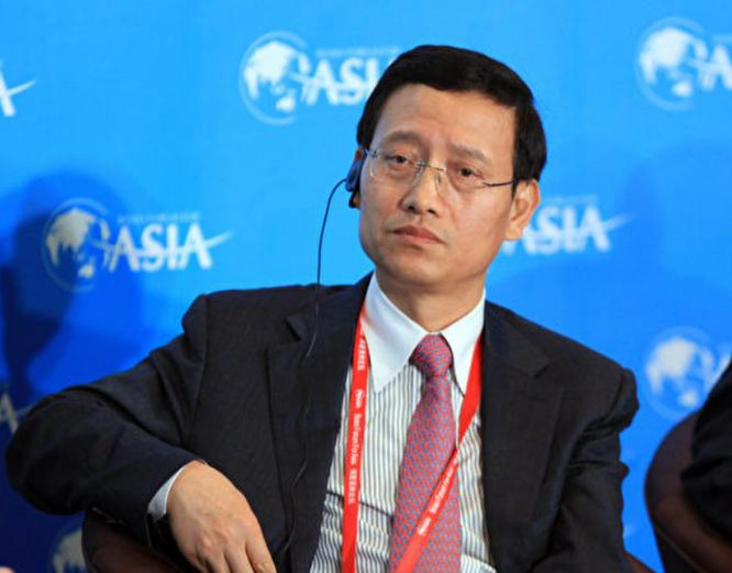 Vương Ngân Thành được cho là người có năng lực trong ngành bảo hiểm Trung Quốc. Ảnh: Epochtimes.