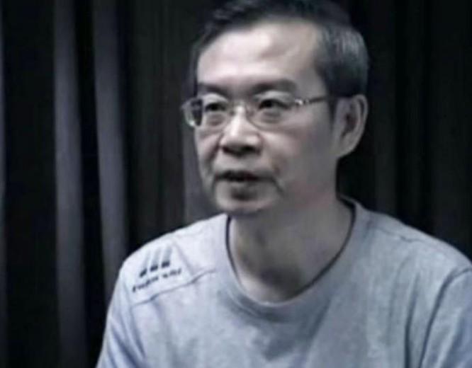 Quan tham Tô Thụ Lâm xuất hiện trong bộ pham tài liệu của Ủy ban kiểm tra kỷ luật Trung ương, Trung Quốc. Ảnh: NTDTV.