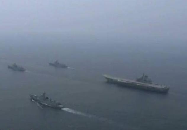 Trung Quốc tập trận bắn đạn thật răn đe Mỹ - Đài Loan ảnh 1