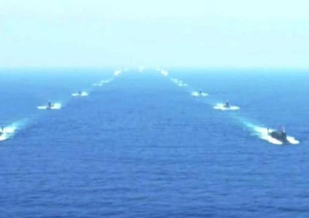 Trung Quốc tập trận bắn đạn thật răn đe Mỹ - Đài Loan ảnh 3