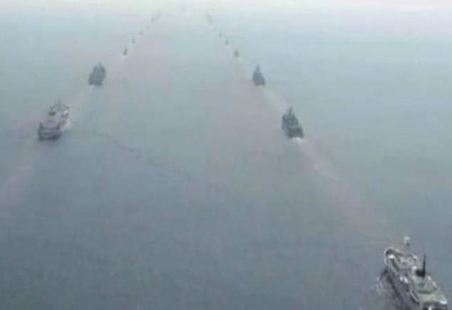 Trung Quốc tập trận bắn đạn thật răn đe Mỹ - Đài Loan ảnh 4