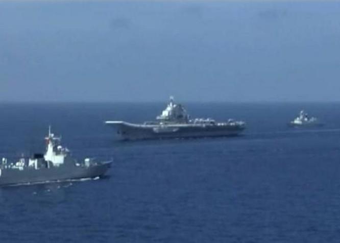 Trung Quốc tập trận bắn đạn thật răn đe Mỹ - Đài Loan ảnh 2