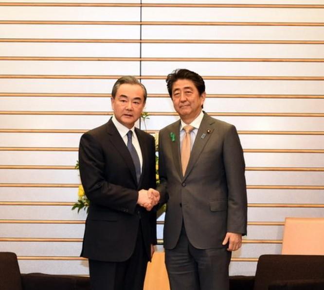 Trung Quốc tung chiêu nhằm chia rẽ cặp đôi Mỹ - Nhật? ảnh 1
