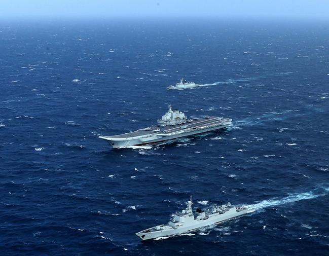 Hải quân Trung Quốc trỗi dậy thách thức Mỹ: Quá nhanh, quá nguy hiểm ảnh 3
