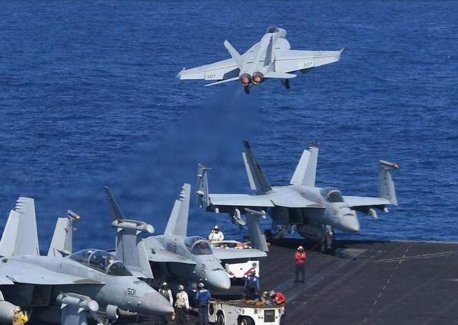 Hải quân Trung Quốc trỗi dậy thách thức Mỹ: Quá nhanh, quá nguy hiểm ảnh 1