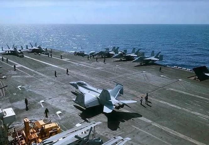 Hải quân Trung Quốc trỗi dậy thách thức Mỹ: Quá nhanh, quá nguy hiểm ảnh 2