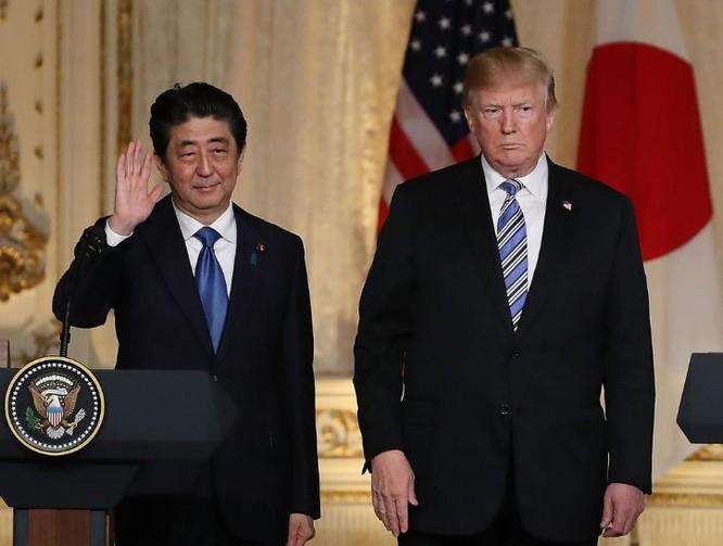 Mỹ, Nhật siết chặt quan hệ đồng minh, tăng áp lực với Trung-Triều ảnh 2