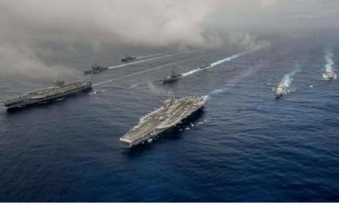 """Tân Tư lệnh Thái Bình Dương Mỹ sẽ """"chơi rắn"""" với Trung Quốc ảnh 1"""