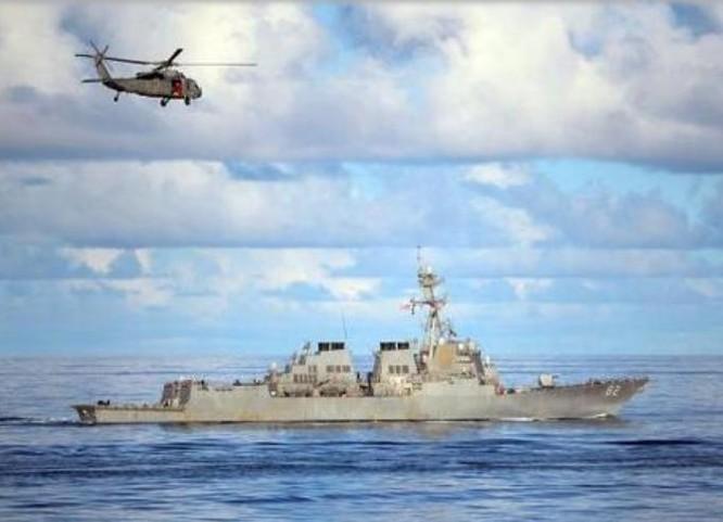 """Tân Tư lệnh Thái Bình Dương Mỹ sẽ """"chơi rắn"""" với Trung Quốc ảnh 2"""