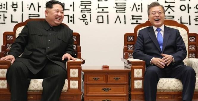 Triều Tiên - Hàn Quốc gây địa chấn: Thế giới nói gì về sự kiện lịch sử? ảnh 3