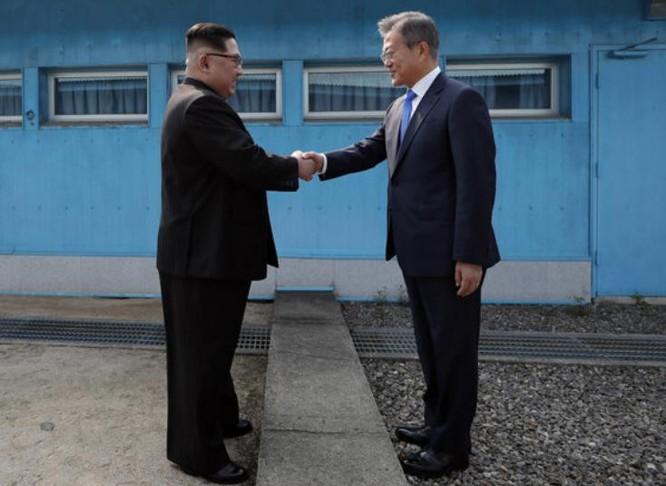 Triều Tiên - Hàn Quốc gây địa chấn: Thế giới nói gì về sự kiện lịch sử? ảnh 2