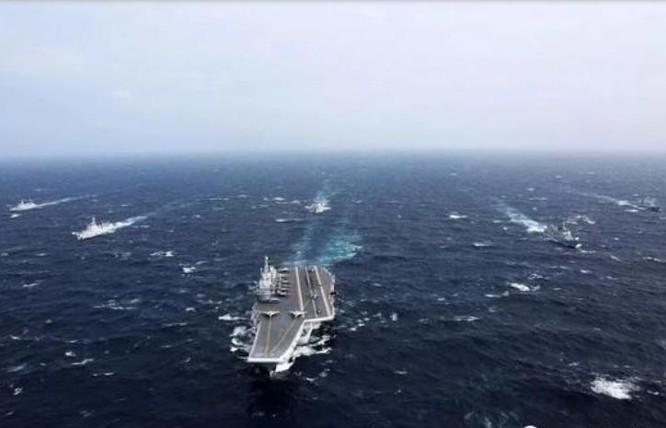 """Đua tàu sân bay với Mỹ, Trung Quốc sắp chạy thử """"hàng nhà trồng được"""" ảnh 1"""