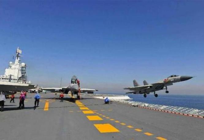 """Đua tàu sân bay với Mỹ, Trung Quốc sắp chạy thử """"hàng nhà trồng được"""" ảnh 2"""