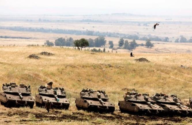 """""""So găng"""" tại Syria, Israel - Iran có bùng nổ chiến tranh lớn? ảnh 2"""