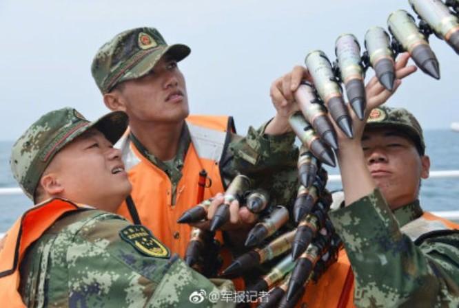 Liên tiếp tập trận, Trung Quốc sẽ không ngừng quân sự hóa Biển Đông ảnh 3