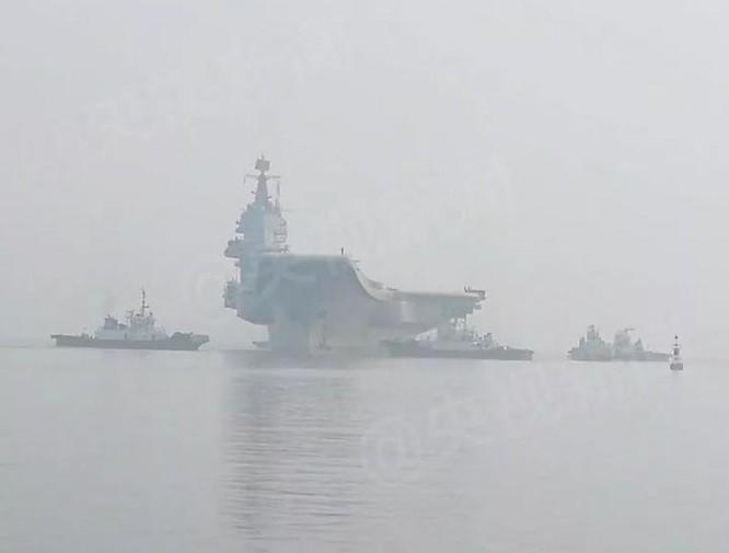 Trung Quốc: Tàu sân bay Type 001A quay về, tàu tiếp theo bắt đầu chế tạo ảnh 1