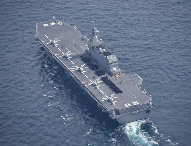 Đối phó Trung Quốc, Nhật đề xuất tăng chi quốc phòng gấp đôi ảnh 2