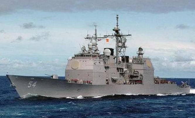 Chiến hạm Mỹ tuần tra Hoàng Sa, thách thức yêu sách Trung Quốc ảnh 1