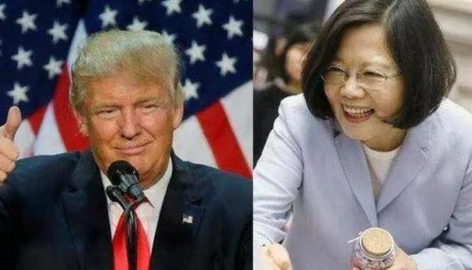 """Mỹ dùng """"bài"""" Đài Loan kiềm chế Bắc Kinh, chuyên gia TQ nói Washington """"chơi với lửa"""" ảnh 1"""