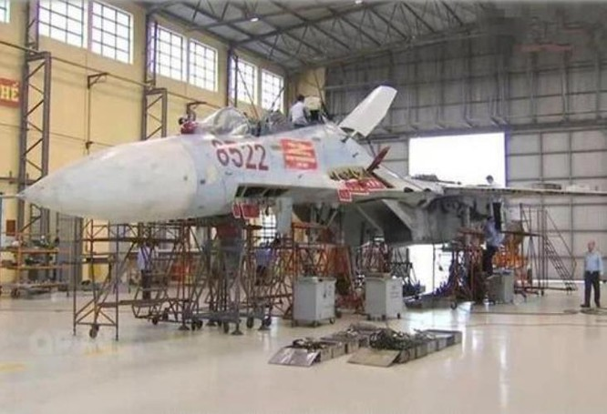 """Báo Trung Quốc bàn ra tán vào về """"hổ mang chúa"""" Su-30MK2V Việt Nam ảnh 3"""