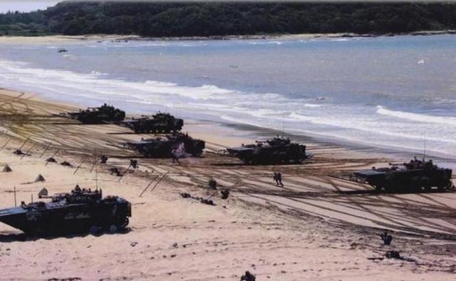 Trung Quốc ráo riết tăng cường tác chiến đổ bộ nhằm mục đích gì ảnh 2
