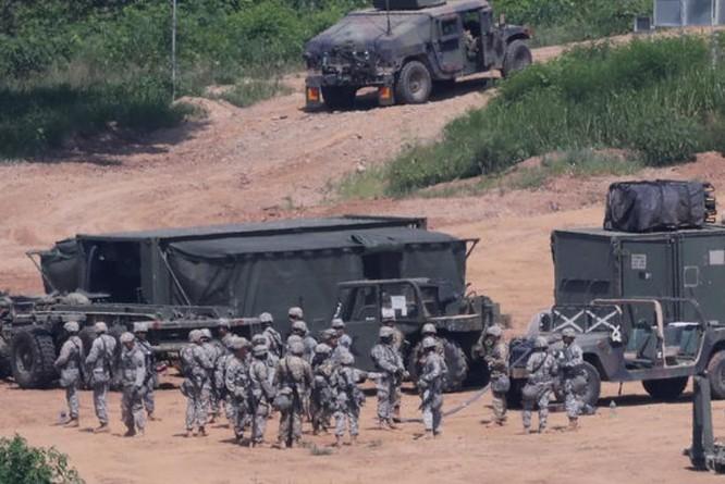"""Sau thượng đỉnh lịch sử, Mỹ ép Triều Tiên sớm """"giã từ vũ khí"""" ảnh 2"""