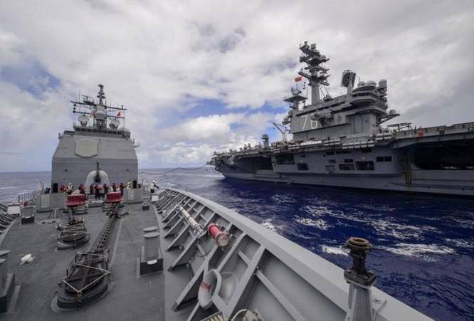 Mỹ cảnh giác cao độ Trung Quốc quân sự hóa Biển Đông ảnh 1