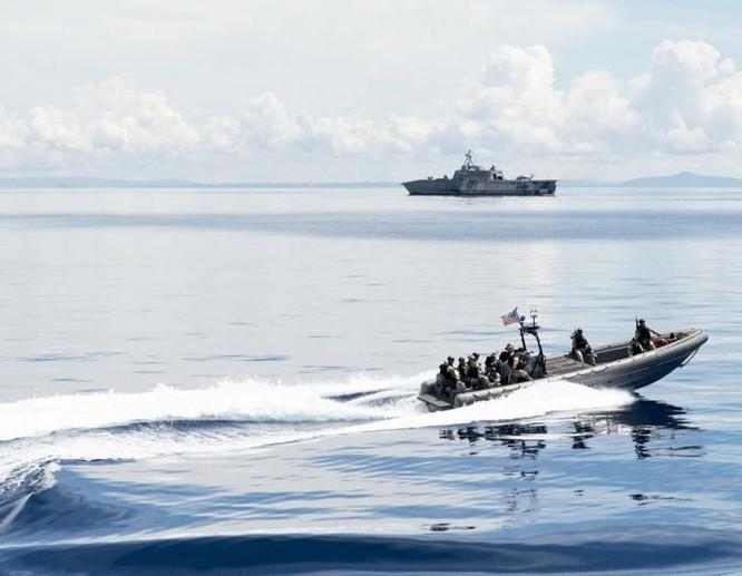"""Báo Trung Quốc lo Mỹ - Philippines tập trận chung, phê tổng thống Duterte """"nuốt lời"""" ảnh 1"""