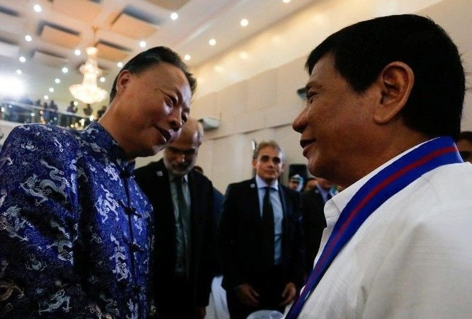 100% người Philippines phản đối chính sách Biển Đông của tổng thống Duterte? ảnh 1