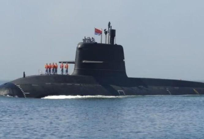 """Báo Nga """"điểm"""" 3 yếu huyệt chí tử của lực lượng tàu ngầm Trung Quốc ảnh 1"""