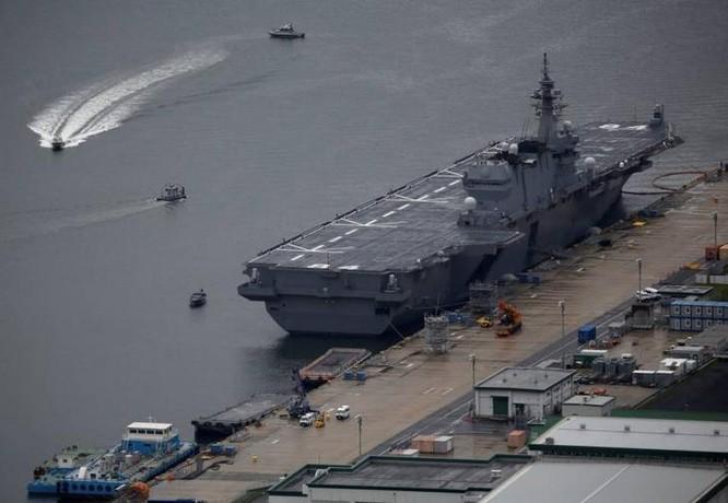 Lo chặn Trung Quốc chặn huyết mạch Biển Đông, Nhật 2 năm 2 lần điều tàu sân bay tuần tra ảnh 2