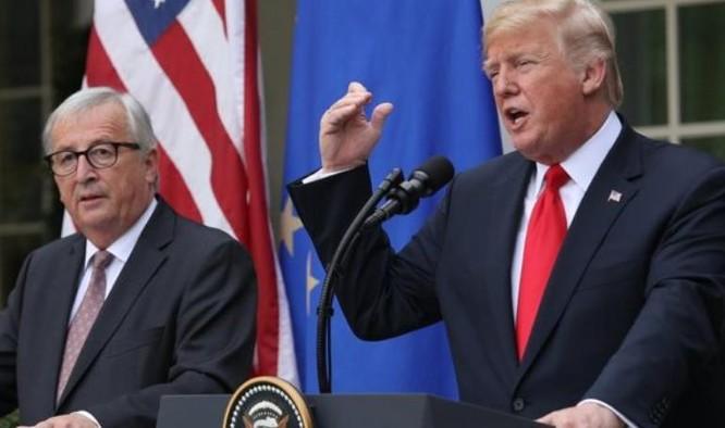"""Donald Trump ra đòn biến ảo khó lường: Trung Quốc bối rối """"chiến tranh đáp chiến tranh"""" hay """"đầu hàng""""? ảnh 2"""