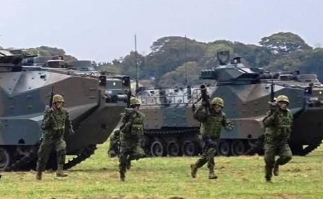 Nhật tung quân đoàn đánh bộ tới gần Senkaku, đối phó Trung Quốc ảnh 2