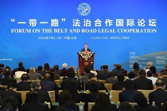 """Trung Quốc nguy cơ giống Liên Xô nếu thất bại chiến lược """"Vành đai, con đường""""? ảnh 1"""