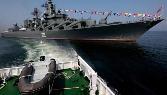 Hải quân Nga mở rộng hiện diện quân sự ở Ấn Độ - Thái Bình Dương ảnh 2