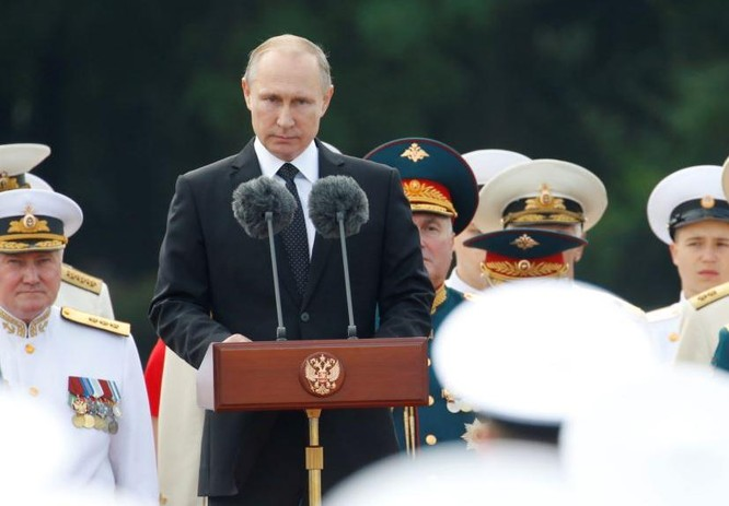 Hải quân Nga mở rộng hiện diện quân sự ở Ấn Độ - Thái Bình Dương ảnh 1