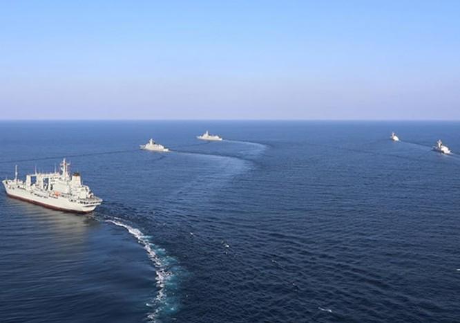 Hải quân Trung Quốc sẽ vượt Mỹ về quy mô vào năm 2030? ảnh 1