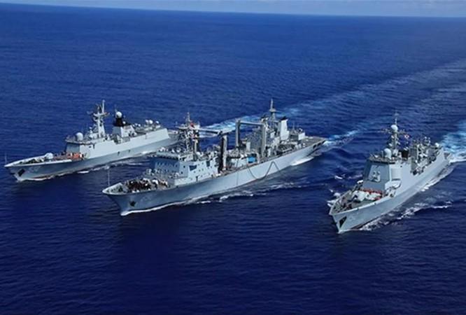 Hải quân Trung Quốc sẽ vượt Mỹ về quy mô vào năm 2030? ảnh 2