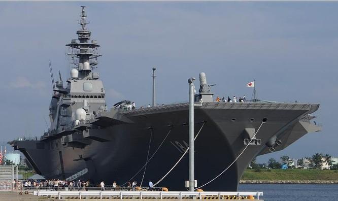 """Tàu sân bay Mỹ, Nhật Bản liên thủ tập trận trên Biển Đông """"nắn gân"""" Trung Quốc ảnh 1"""