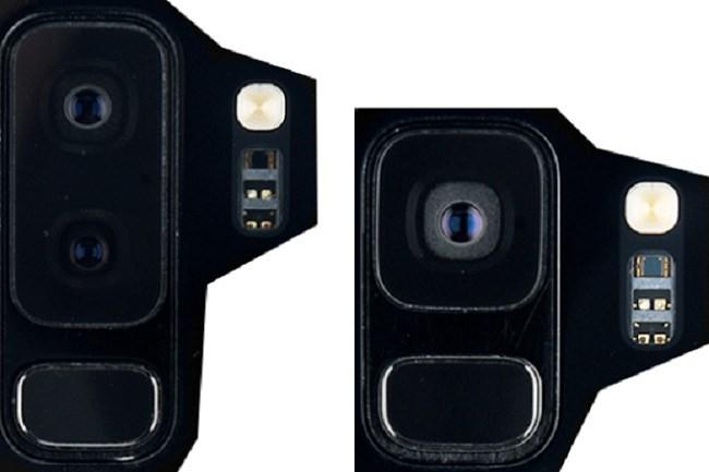 Lộ cụm camera sau và vân tay của Galaxy S9 và S9+: xoay dọc, vân tay dễ bấm hơn - Ảnh 1