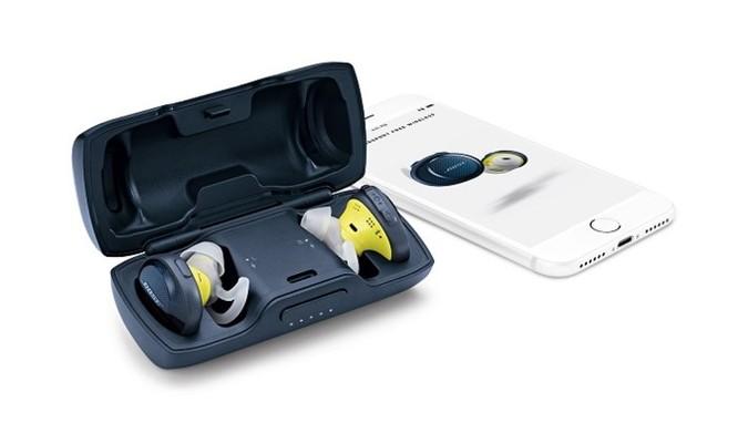 Bose ra mắt tai nghe không dây SoundSport Free, giá 5 triệu đồng - Ảnh 2