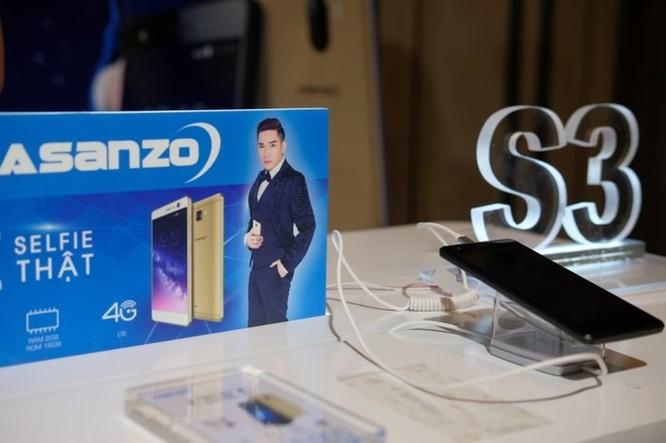 Asanzo ra hai smartphone mới, kỳ vọng kiếm được 2.400 tỷ năm 2018 - Ảnh 3