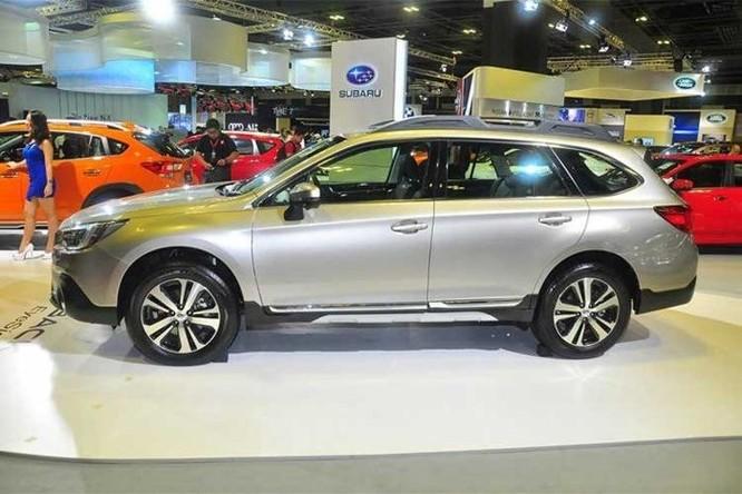 Subaru Outback 2018 có giá bán chính thức 1,4 tỷ đồng - Ảnh 2